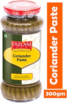 FAZLANI FOODS Coriander Paste (300gm)