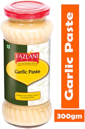 FAZLANI FOODS Garlic Paste (300gm)