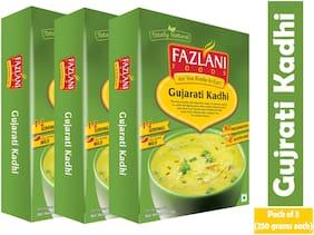 Fazlani  Foods Ready to Eat Gujarati Kadhi (250 g) Pack of 3