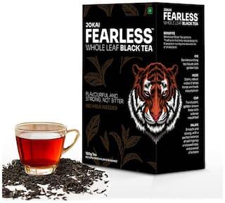 Fearless Whole Leaf Black Tea Original 100 g (Pack of 1)