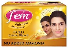 Fem Fairness Naturals Gold Skin Bleach 64 g