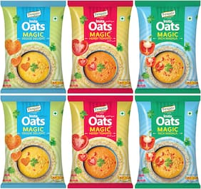 Fespro Instant Oats with Omega 3-6-9 (40g) Pack of 6
