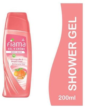 Fiama Di Wills Body Wash Ashwagandha & Almond Cream 200 ml