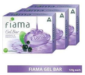 Fiama Gel Bar - Bearberry Blackcurrant Exotic Dream 375 g