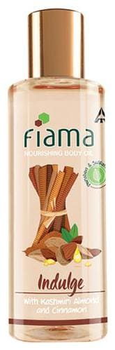 Fiama Nourishing Body Oil With Kashmiri Almond & Cinnamon 100 ml