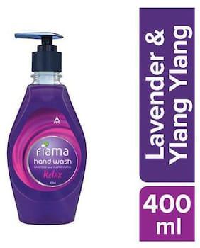 Fiama Relax - Lavender & Ylang Ylang Hand Wash 400 ml