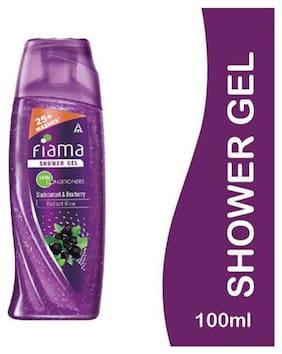 Fiama Shower Gel - Blackcurrant & Bearberry 100 ml