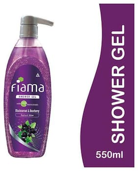 Fiama Shower Gel - Blackcurrent & Bearberry (Exotic Dream) 550 ml