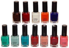 FIRSTZON  NAIL COLOR COMBO SET OF 12 (12ml each) SET B
