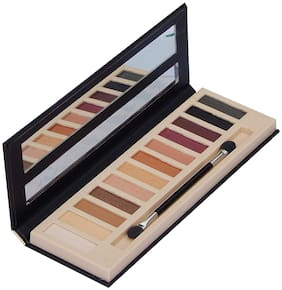 FIRSTZON NAKED 12 COLOR EYESHADOW PALETTE