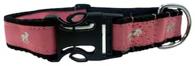 Petmart Fits Dog Neck Size Medium To Extra-Large -16 TO 26 Inches For Adjustable Dog Belt For all breads Dog