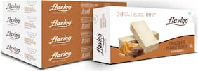 FLAVINO CHOCOLATE PEANUT BUTTER WAFER BISCUITS (75g each) (PACK OF 5)