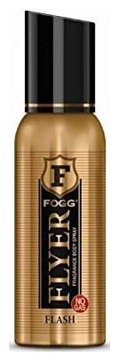 Fogg Flyer Flash Frangrance Body spray - 120 ml
