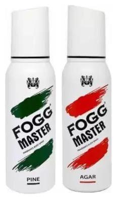 Fogg Master Pine 150Ml & Agar 150Ml Body Spray