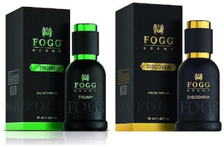 Fogg Scent Discover & Trump - 50ml Each