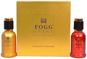 Fogg Scent Gift Pack (COMMANDER 50 ml & CHIEF  50 ml ) Combo set