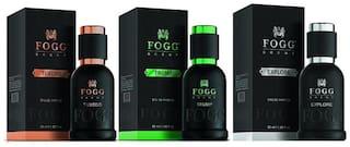Fogg Scent Tuxedo Trump & Explore -50 ml Each