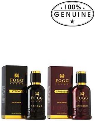 Fogg Scent Xpressio & Xtremo-100 ml Each