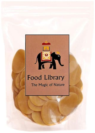 FOOD LIBRARY The Magic of Nature The Magic of Nature Ready-to-Fry GOL Guppa / Pani Puris (800g)