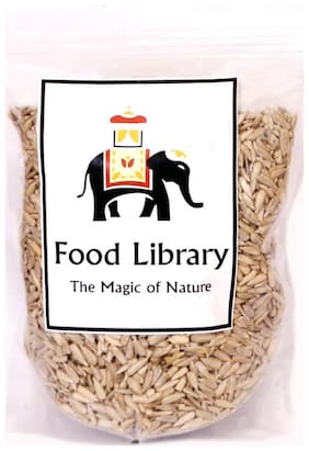 Food Library Sunflower Seeds (400g)