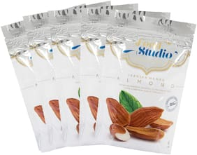 Food Studio Iranian Almonds (Mamra Giri) Pack of 5 (1.25 KG.)