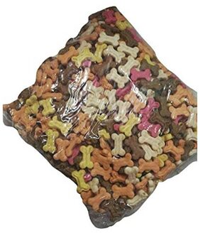 Foodie Puppies Treat Biscuits (Assorted Mix) Egg Chicken Strawberry 1 kg Dry Dog Food