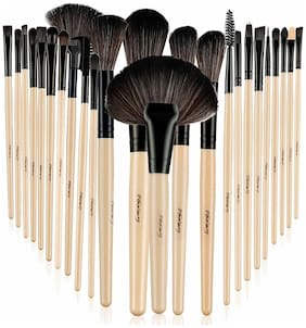 Foolzy Brush Book ! Makeup Brush Collection 24 pcs