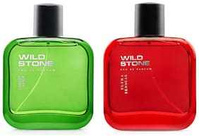 Wild Stone Forest Spice And Ultra Sensual Perfume Combo (100 ml)