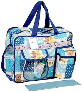 ForeTrend Baby Diaper Bag High Quality Material - Size M
