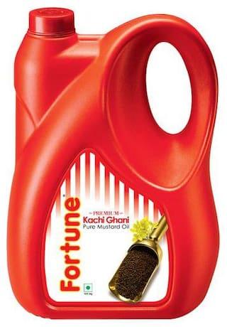 Fortune  Mustard Oil Kachi Ghani 5 L