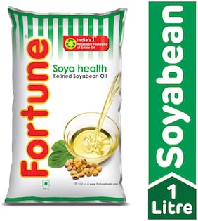 Fortune Refined Oil Soya Bean 1 L