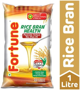 Fortune  Refined Oil - Rice Bran 1 L