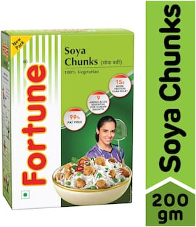FORTUNE Soya Chunks 200 g