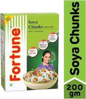 FORTUNE Soya Chunks 200 g