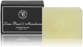 Fragrance & Beyond Lime Basil & Mandarin Handmade Soap 125g