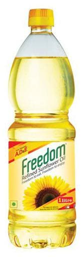 Freedom Oil - Sunflower 1 L