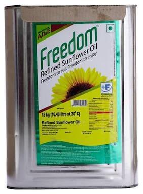 Freedom Refined Oil - Sunflower 15 kg