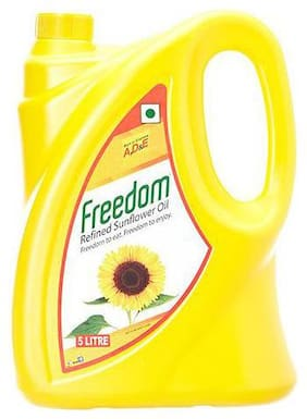 Freedom Refined Oil - Sunflower 5 L