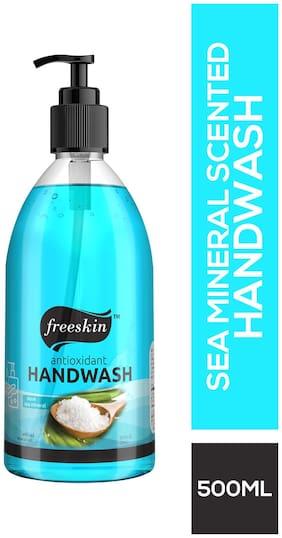 Freeskin Antioxidant Sea mineral Scented Hand Wash,500ml