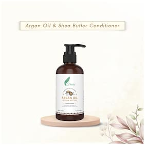 Frescia Argan Oil & Shea Butter Conditioner Men & Women For Smooth And Silky Hair 200ml