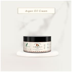 Frescia Argan Oil Cream Men & Women With The Power Of Active Components In Argan Oil For All Skin Type 100g