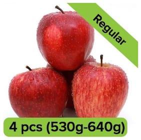 Fresho Apple - Kinnaur  Regular 4 pcs