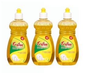 Froton Dishwash Liquid 500 ml Pack of 3