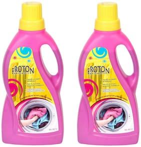 Froton Liquid Detergent 500 ml (Pack of 2)