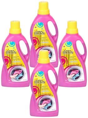 Froton Liquid detergent 500 ml (Pack of 4)