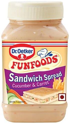 Funfoods Classic Sandwich Spread Cucumber & Carrot 275 g