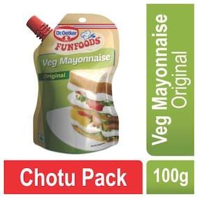 Funfoods Mayonnaise - Eggless 100 g