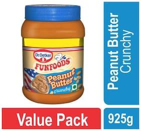 FunFoods Peanut Butter - Crunchy 925 g