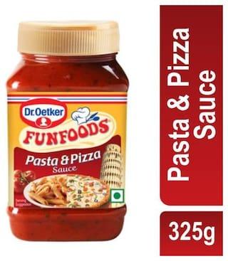 Funfoods Sauce - Pasta & Pizza 325 g
