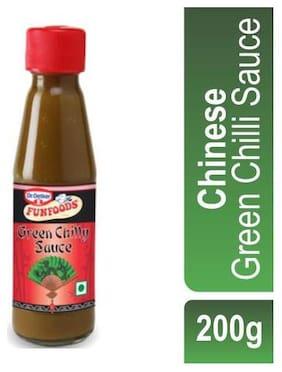 Funfoods Sauce - Green Chilli 200 g